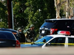 ABD'de silahlı saldırı, 14 kişi hayatını kaybetti
