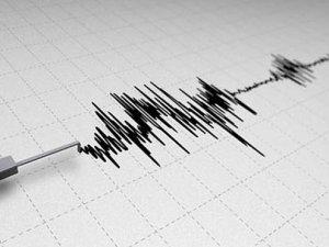 Bingöl'de 5,5 büyüklüğünde deprem