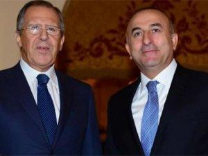 Lavrov ve Çavuşoğlu bugün görüşecek