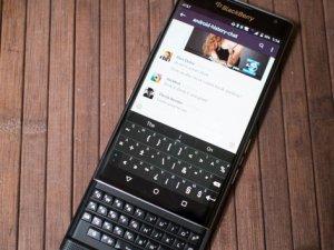Blackberry Priv Türkiye fiyatı belli oldu