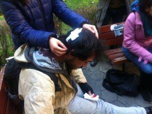İstanbul Üniversitesi karıştı: Çevik kuvvet müdahale etti
