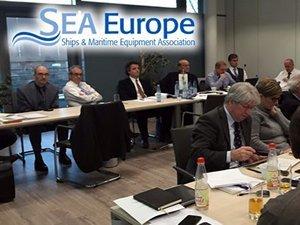 SEA EUROPE Olağanüstü Genel Kurulu Almanya'da yapıldı