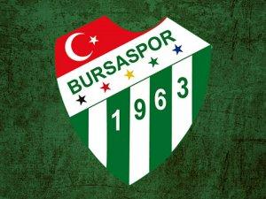 Bursaspor, İstanbul'a gitti