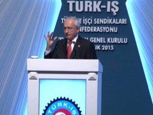 Kılıçdaroğlu: Türkiye toplama kampı mı ?