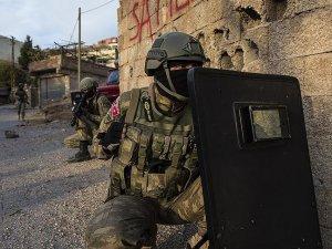 Derik'te 15 terörist etkisiz hale getirildi