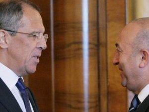 Çavuşoğlu, Lavrov, görüşmesinden açıklamalar