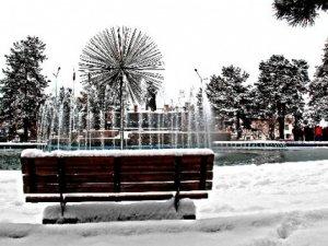 Doğu buz kesti
