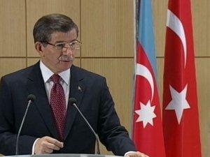 Davutoğlu: 'Türkiye'nin dış siyaseti tek boyutlu olamaz'