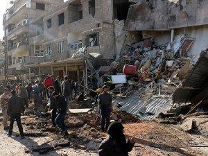 Rus uçakları ile Esad güçleri sivilleri hedef aldı: 64 ölü