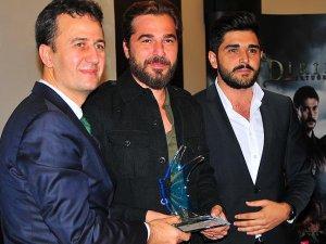 Diriliş Ertuğrul'a 'Yılın Televizyon Dizisi' ödülü