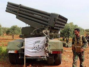 Suriyeli muhalifler IŞİD'in kontrolündeki iki köyde denetimi sağladı
