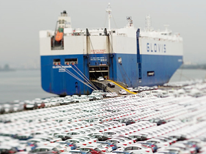 Hyundai Glovis, 6 bin araç taşıma kapasitesine sahip 8 adet Car Carrier siparişi verdi