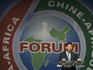 Çin'den Afrika'ya 60 milyar dolar kalkınma desteği