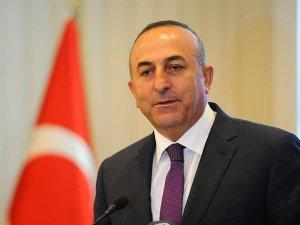 Dışişleri Bakanı Çavuşoğlu: Provokasyon var, tacizkar bir geçiş