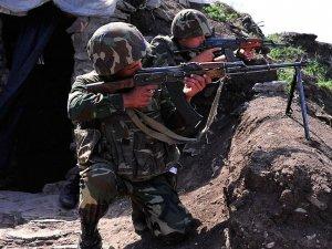 Ermenistan-Azerbaycan cephe hattında çatışma: 1 şehit