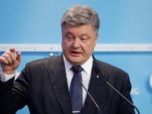 Ukrayna Devlet Başkanı Poroşenko: Kırım Ukrayna'ya aittir