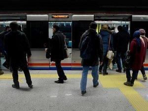 Marmaray İstanbul nüfusunun 7 katı yolcu taşıdı