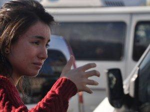 Valizi fünyeyle patlatılan üniversiteli gözyaşlarına boğuldu