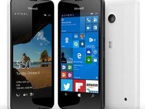 Microsoft Lumia 550 satışa sunuldu
