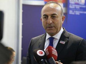 Dışişleri Bakanı Çavuşoğlu Rus haber ajansı TASS'a konuştu