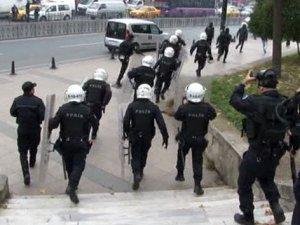 İstanbul Üniversitesi'nde gerginlik