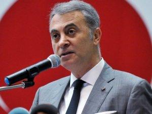 Fikret Orman'dan Beşiktaş'ı uçuracak açıklama