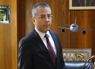 Sivil Havacılık Genel Müdür Yardımcısı Haydar Yalçın, yeniden PC Başkanlığı'na seçildi