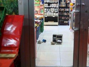 Başkentte iki ayrı iş yerinde silahlı soygun