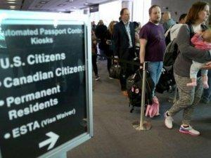 ABD'de vizesiz seyahati kısıtlamaya onay
