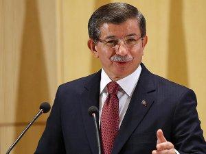 Başbakan Davutoğlu: Suriye'deki bu rejime ve zulme karşı artık bir dur diyelim
