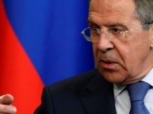 Sergey Lavrov'dan 'özür' açıklaması