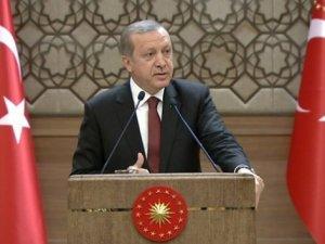 Erdoğan: 'Asıl tehlike vizyonu kaybetmemizdir'