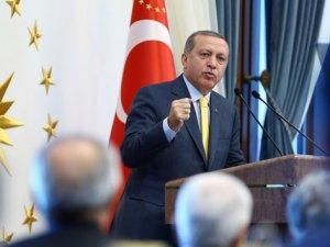 Cumhurbaşkanı Erdoğan: 'Türk askerlerini İbadi istedi'