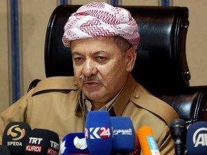 IKBY Başkanı Barzani: Türkiye ziyaretim çok olumlu sonuçlandı