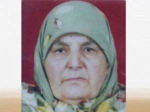 Yaşlı kadının şüpheli ölümü