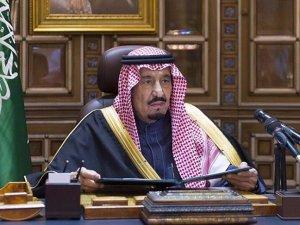 Suudi Arabistan Kralı Selman: Suriye'de istikrar için muhalifler söz birliği yapmalı
