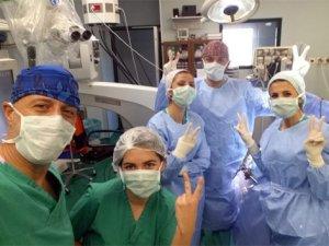 Türkiye'nin ilk lokal kemoterapi uygulaması