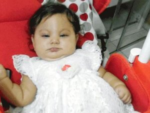 5 aylık Mira bebek 6 saatlik operasyonla yaşama tutundu