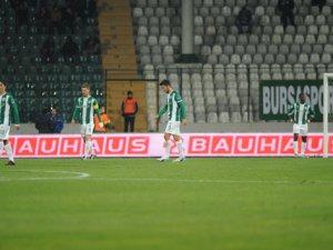 Bursa'da fatura futbolculara kesildi: 100 bin TL!