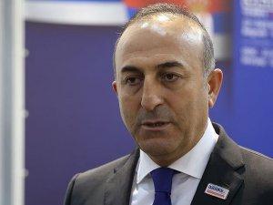 Dışişleri Bakanı Çavuşoğlu: Gerilimleri diyalog yoluyla aşmadan yanayız