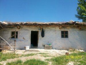 Pamukkale'de İki Aileye Ev Yapıldı