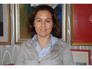 Chp Manavgat Kadın Kolları Yeni Başkanını Seçti