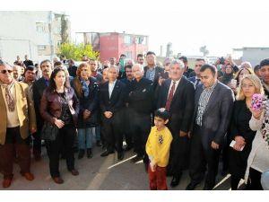 Başkan Karabağ Karslılarla Buluştu