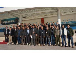 Olta Balıkçıları 2. İstişare Toplantısı Esabder'in Ev Sahipliğinde Eskişehir'de Yapıldı