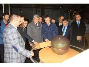 Başkan Karaosmaoğlu, Projeleri Denetledi