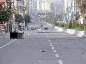 Cizre ve Silopi'de sokağa çıkma yasağı