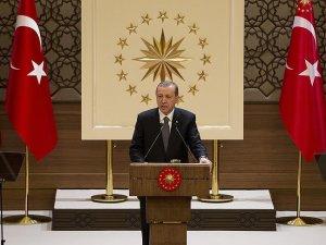 Cumhurbaşkanı Erdoğan: Yeni Türkiye'yi bilimin aydınlığında inşa edeceğiz