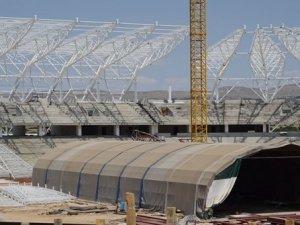 Malatya Arena'nın İhalesi Yapıldı