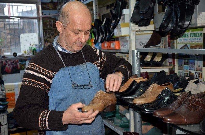 El yapımı ayakkabılar sosyete, iş dünyası ve avrupalı müşterilerin gözdesi