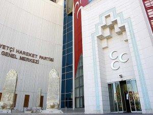 MHP'de muhaliflerin hedefi 700 imza